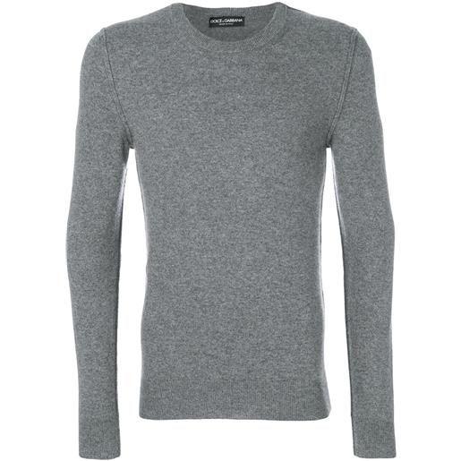 Dolce & Gabbana maglione - grigio