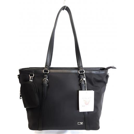 Roncato borsa shopper tg. M donna Roncato solaris nero