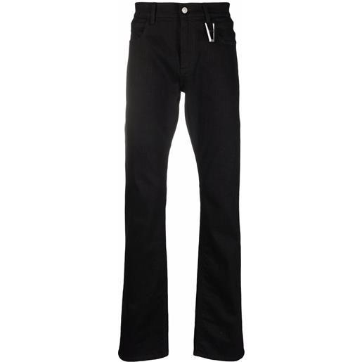 1017 ALYX 9SM jeans dritti - nero