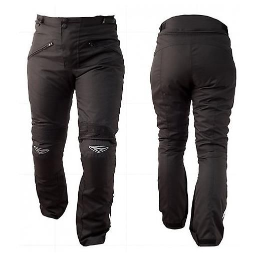 Prexport pantaloni donna tecnici prexport web lady neri impermeabili sfoderabili