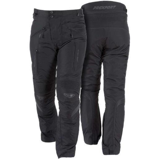 Prexport pantaloni donna tecnici prexport pxt web 2 lady neri impermeabili sfoderabili