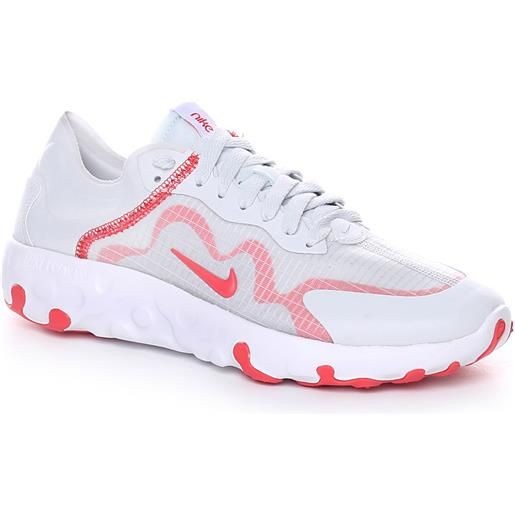 Nike renew lucent donna bianco rosso