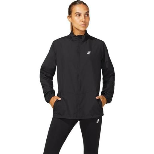 Asics core jacket giacca running donna