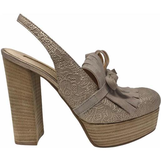 LORENZO MARI scarpa laminata lor080