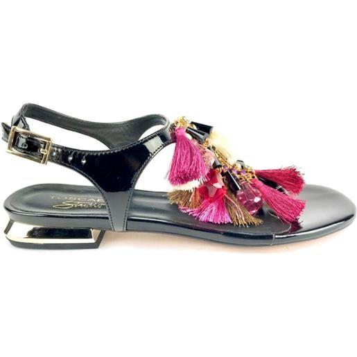 TOSCA BLU studio sandalo gioiello
