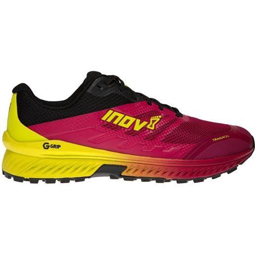 Inov8 scarpe trailroc g 280 eu 38 pink / yellow