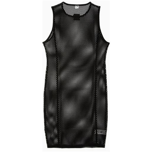 PUMA evide mesh dress - disponibili solo taglie: s m xs s m xs