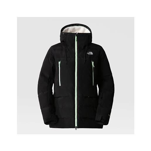 TheNorthFace the north face giacca in piumino donna pallie tnf black taglia l donna