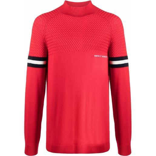 Perfect Moment maglione - rosso