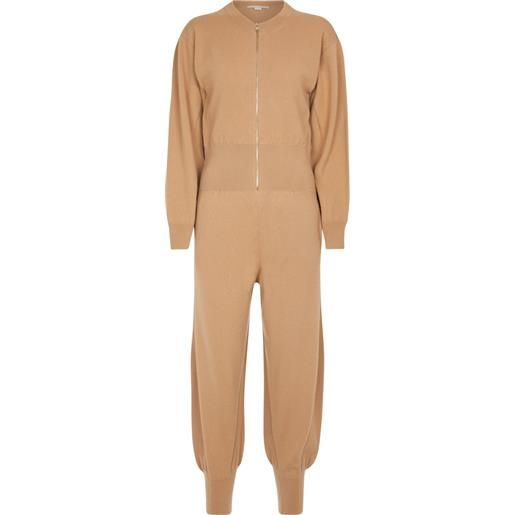 STELLA McCARTNEY jumpsuit in lana vergine