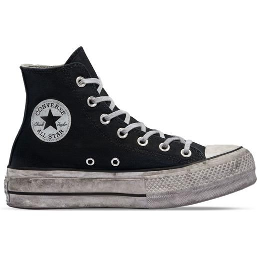 converse all star donna nere