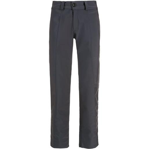 Amir Slama pantaloni dritti - grigio