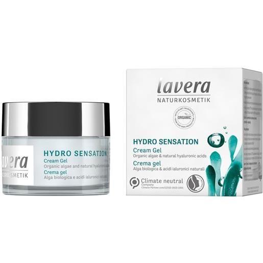 Lavera crema-gel viso hydro sensation crema viso 50ml