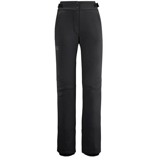 Millet pantaloni nallo ii 36 black / black