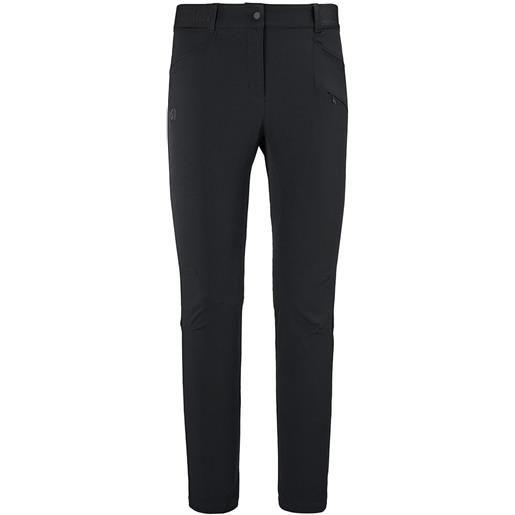 Millet pantaloni wanaka fall stretch l black