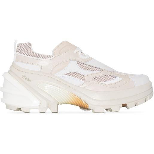 1017 ALYX 9SM sneakers bicolore - bianco