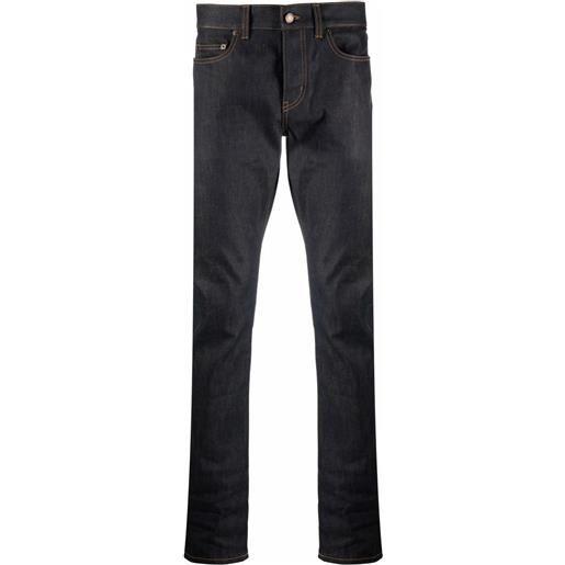 Saint Laurent jeans slim - blu