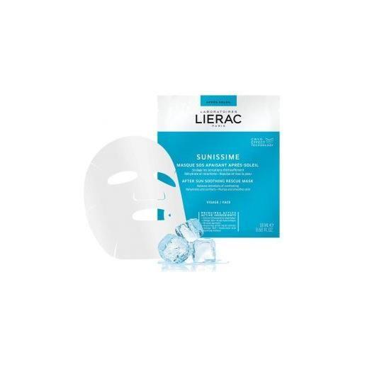 LIERAC (LABORATOIRE NATIVE IT) lierac sunissine maschera doposole in tessuto 18 ml
