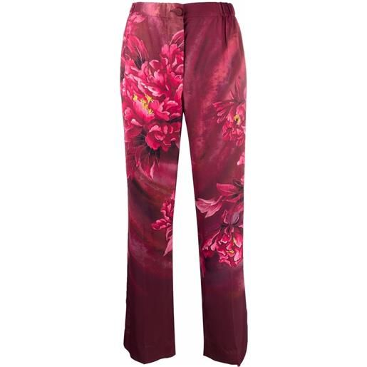 F.R.S For Restless Sleepers pantaloni pigiama con stampa - rosa