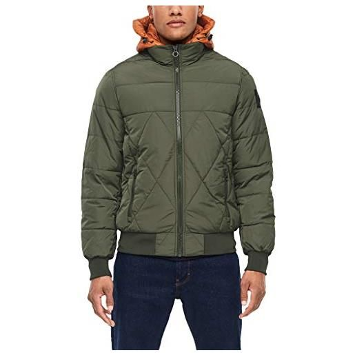 s.Oliver 28.910.51.9300 giacca, verde (disguise 7940), xx-large uomo