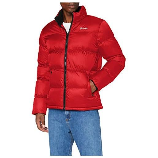 Schott nyc idaho giacca, antracite, xxx-large uomo