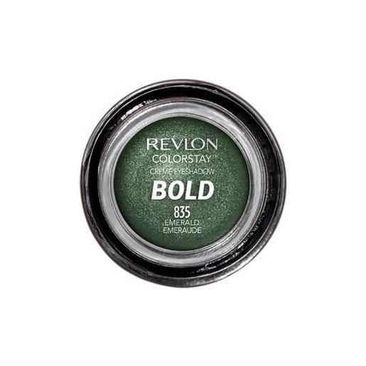 Revlon 835 jeweled emerald colorstay creme eye shadow ombretto 5.5 g