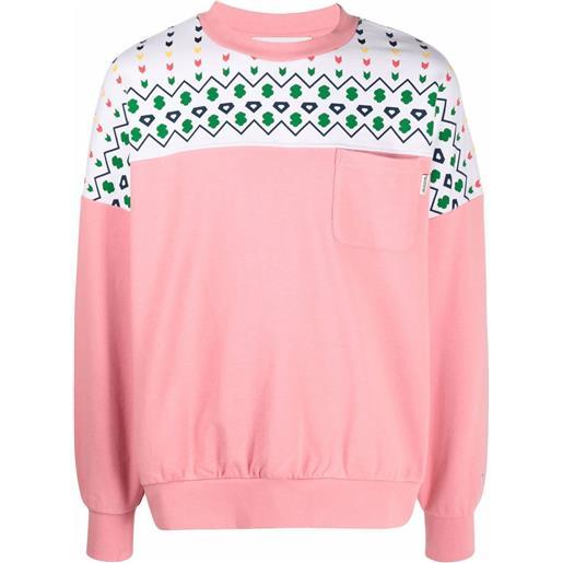 Billionaire Boys Club maglione - rosa