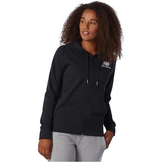 New balance essentials fz hoodie