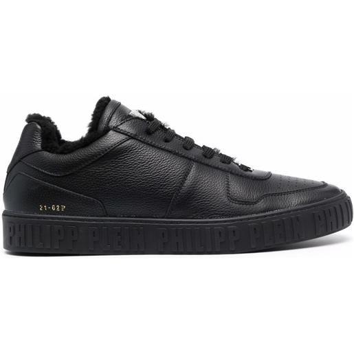 Philipp Plein sneakers king power - nero