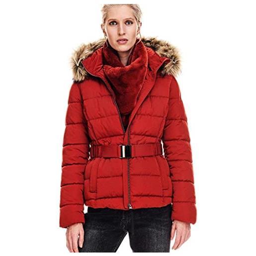 Garcia gj900908 giacca, rosso (deep rust 1511), l donna
