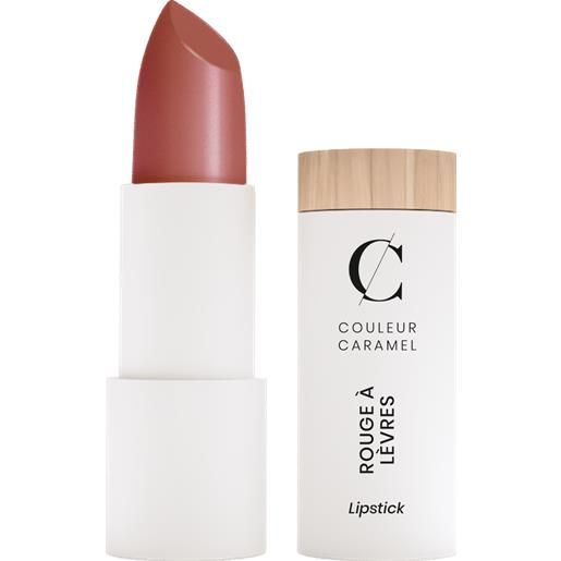 Couleur Caramel pearly lipstick - 224 rust brown