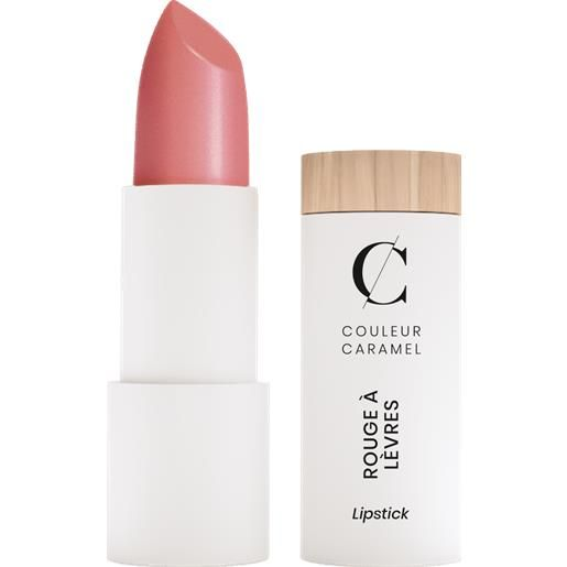 Couleur Caramel pearly lipstick - 287 rosy red