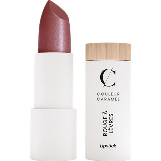 Couleur Caramel glossy lipstick - 243 hibiscus