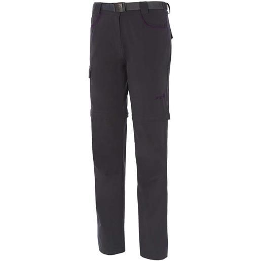 Izas pantaloni daven ii xs dark grey / purple