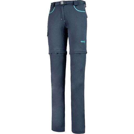 Izas pantaloni daven ii xs navy blue / ceramic