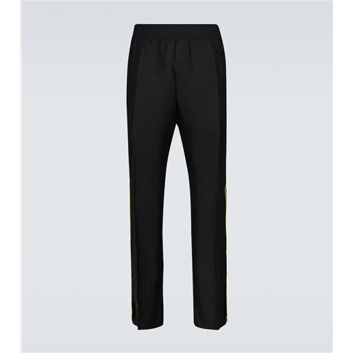 OAMC pantaloni formali con vita elasticizzata