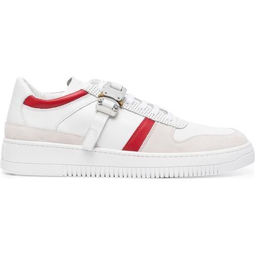 1017 ALYX 9SM sneakers con fibbia - bianco