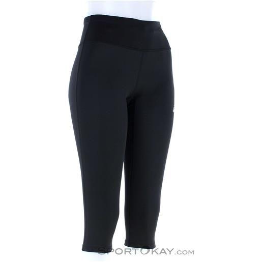 Asics core capri-tights donna 3/4 pantaloni da corsa