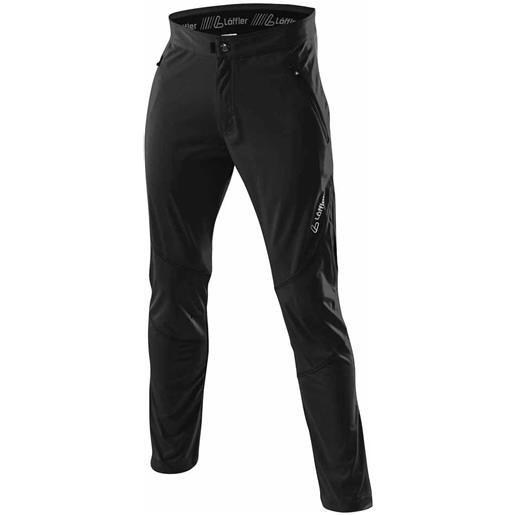 Loeffler pantaloni elegance ws softshell light 46 black