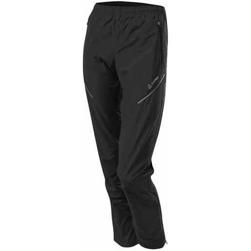 Loeffler pantaloni functional micro sport 34 black