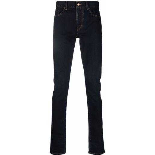 Saint Laurent jeans skinny - blu
