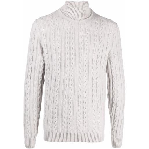 Borrelli maglione - grigio