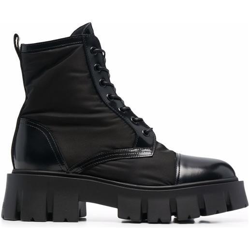 Premiata stivali - nero