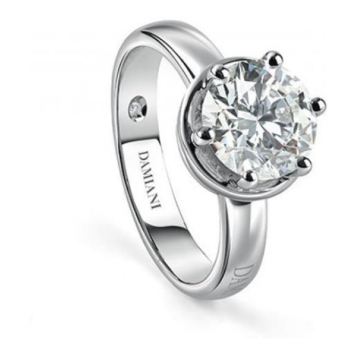 Damiani anello solitario minou