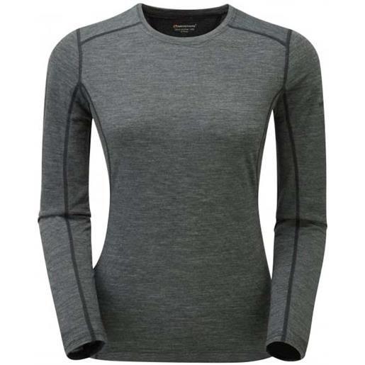 Montane maglietta intima manica lunga primino 140 xs black