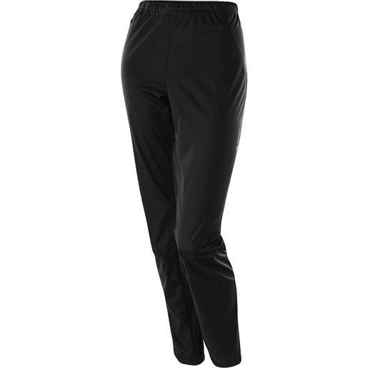 Loeffler pantaloni evo light goretex infinium windstopper 34 black