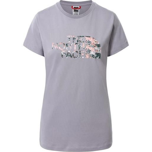 The north face woman easy tee