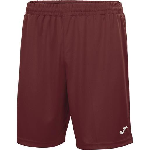 Joma panta nobel pantaloncino sportivo adulto