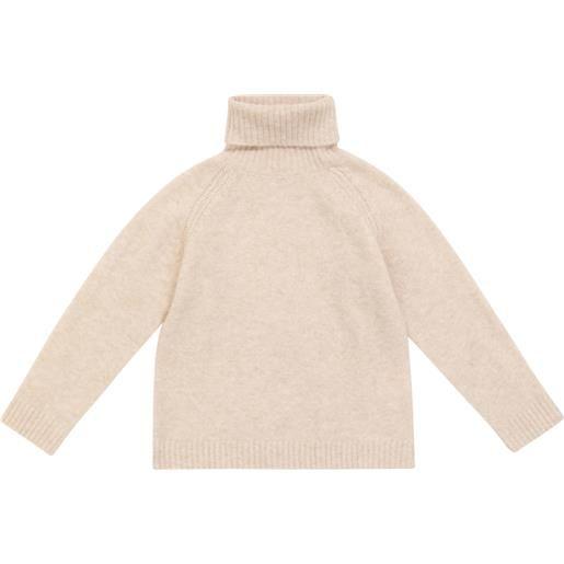 Morley dolcevita mason in misto lana