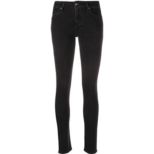 Levi's: Made & Crafted jeans slim 721 - nero